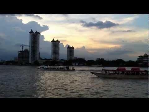 Everyday life in Bangkok