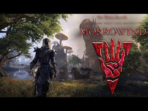 TESO - Обзор Morrowind