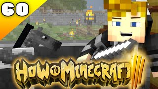 """HOW TO MINECRAFT 3 #60 """"NEW MCMMO GRINDER & HORSE BREEDING!"""" H3M SMP Season 3"""