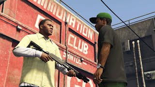 Grand Theft Auto V Repossession