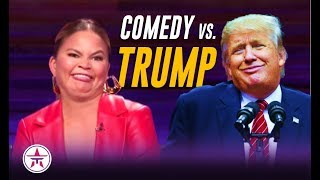 Comedians Taking On Donald Trump + Racism... Is It Funny? | Bring The Funny