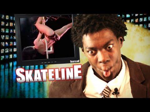 SKATELINE - Brian Anderson, Dennis Busenitz, Andrew Reynolds and more