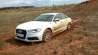 Audi Quattro vs BMW xDrive   Off Road Test