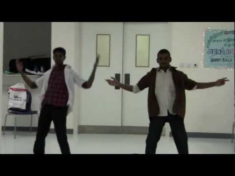 Aadungada Ennai Suthi (Siva & Ziaudeen Dance)