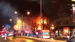 Dozens Injured After Explosion At Restaurant In Northern Japan   NBC Nightly News