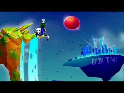 download song Marshmello x Flux Pavilion - Room To Fall Feat. ELOHIM (360° VR Music Video) free