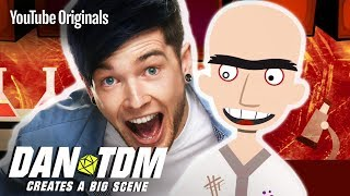 What's In a Game  - DanTDM Creates a Big Scene (Ep 3)