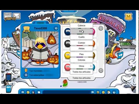 Club penguin | Código gratis para desbloquear (Calabaza Gigante)