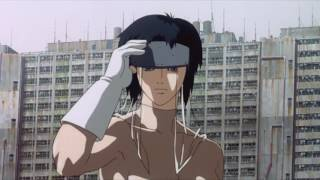 "AMV - Ghost in the Shell (1995) - ""Inner Universe"""