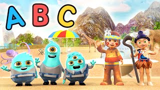 Alien Minion ABC Alphabet Song | Learn ABC