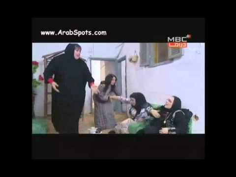 Big Strong Arab Woman Noor Assabaei-1+1arabianff video