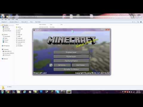 How to install hacks for minecraft 1.2.5 (Nodus)