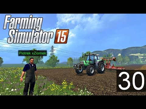 Farming Simulator 15 [MP adamekkk&Piotrek xZiomek] - (#30) Pijany nawigator czy kierowca ? 1080.p