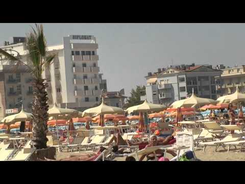 HOTEL DIPLOMAT PALACE RIMINI  ITALY.mp4