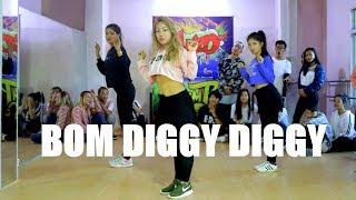 Bom Diggy Diggy - Zack Knight || Alan Rinawma Dance Choreography
