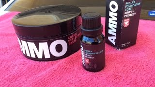 AMMO REFLEX FOUNDATION COATING REVIEW
