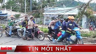 ⚡ NÓNG | Rùng mình hàng ngàn công nhân chui mạng dây điện đứt đi làm