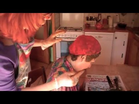 Henna- Aplicación en el cabello. Henna hair dye. ecodaisy