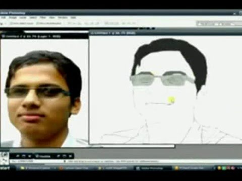 amplifier with speed painting in photoshop7.0 by mohit bhagat...