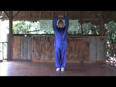 Taoist Long Life set, body opening and preparation part 1