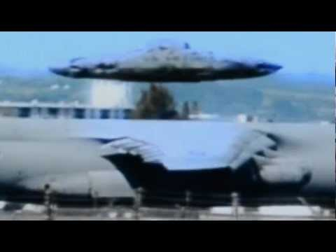 UFO Sightings Air Force Flying Saucer? New Video Watch Now!