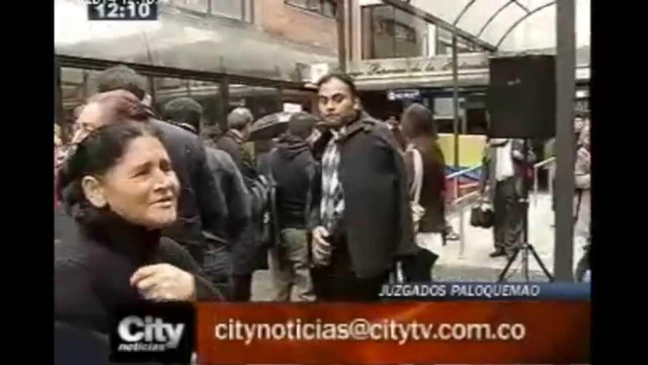 Citynoticias cierran juzgados de paloquemao por paro for Juzgados de paloquemao