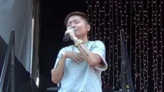 Charice in Paris part 6 - In love so deep (chorus) for Ana