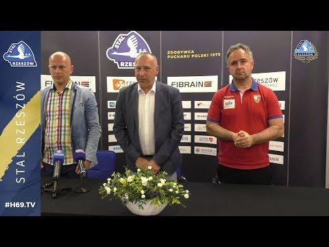 #H69.TV |KONFERENCJA| Stal Rzeszów - Wisła Puławy |2019.04.20|