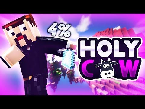 HOLY COW 4%!? (SKYWARS 7)