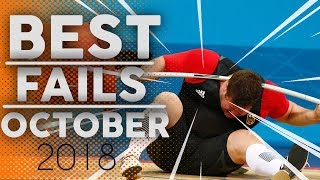 BEST FAILS OCTOBER 2018 - FAILS OF THE WEAK - FUNNY FAIL COMPILATION ‹FAILGANG›