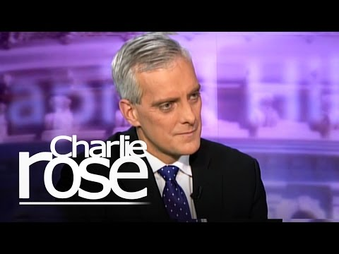 Denis McDonough on GOP Congress and Iraq (Nov. 7, 2014) | Charlie Rose