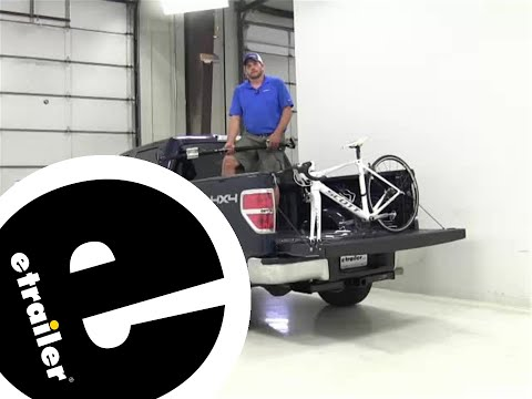 Review of the Swagman Pick-Up Truck-Bed-Bike Racks on a 2014 Ford F-150 - etrailer.com