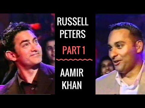 Russell Peters interviews Aamir Khan part 1
