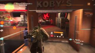 Tom Clancy The Division Beta Matchmaking Madison Field Hospital Mission