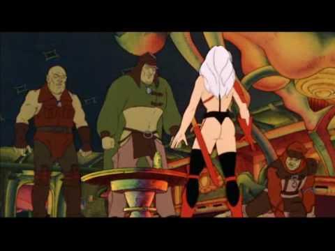 """Mis escenas favoritas de cine: """"Heavy Metal"""" (1981). By Mikonos"""