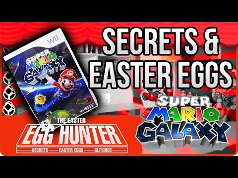 The Easter Egg Hunter: Super Mario Galaxy Secrets