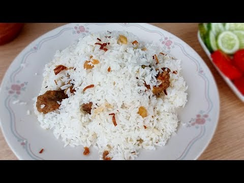 হোটেলের বাবুর্চির চিকেন বিরিয়ানি রান্নার রেসিপি । চিকেন বিরিয়ানি রান্না । Chicken Biryani Recipe