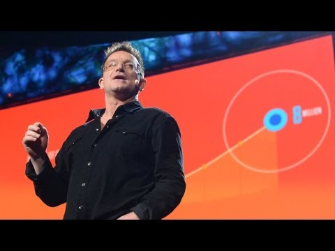 Bono: The good news on poverty (Yes, there's good news)