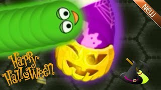 Wormate.io Halloween Update How To Get 1.000.000 Coins For New Wormateio Skins