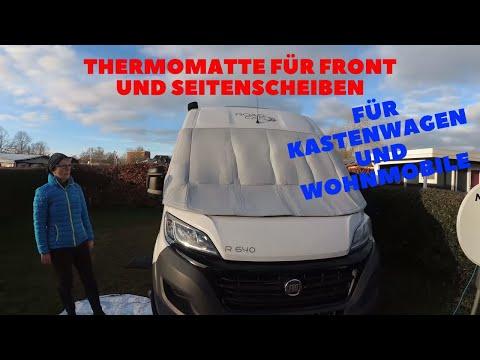 Carbest Thermomatte für Fiat Ducato