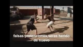 never back down - false pretense(sub.español)