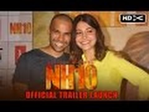 NH10 | Trailer Launch |  Anushka Sharma, Neil Bhoopalam, Darshan Kumaar | Movie Releasing 13th March