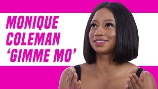Monique Coleman Talks 'Gimme MO'' and High School Musical