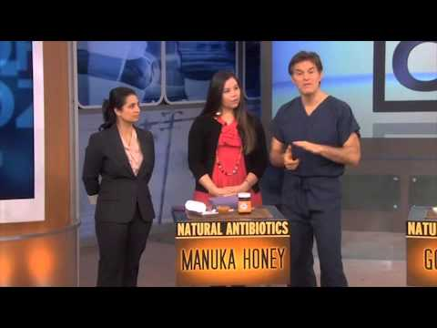 Dr. Oz Explains The Benefits Of Manuka Honey    Plantogen Spa Therapy