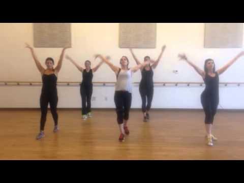Cardio Dance Cool Down-