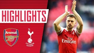 Tottenham Hotspur 1-1 Arsenal | Goals and highlights