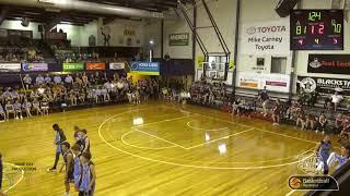 AusChamps U18 - Game 99 - Men Semi Final - Victoria Metro v New South Wales Metro