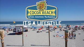 "Cocoa Beach, ""It's A Lifestyle"""