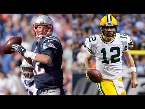 Tom Brady vs. Aaron Rodgers | Top 100 Players of 2016 Reaction Show | NFL Network