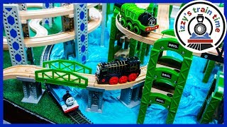 Toys for Kids | HORNBY AND BACHMANN BRIO SUPPORT CITY! Thomas and Friends Trains!